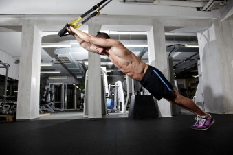 antrenament functional trx