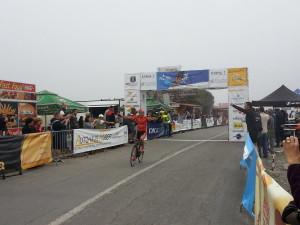 Finish Davide Rebellin Transfagarasan
