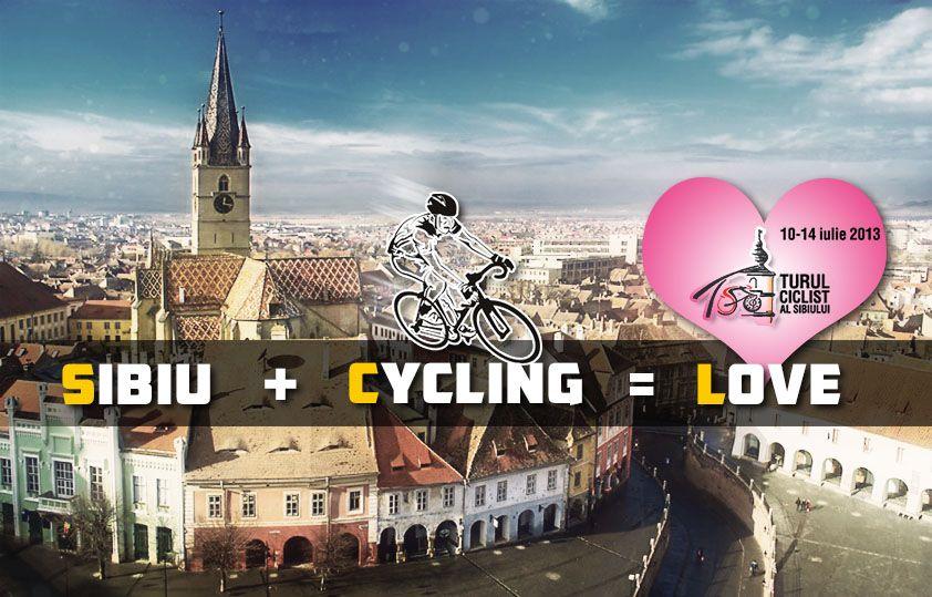 sibiu+cycling=love