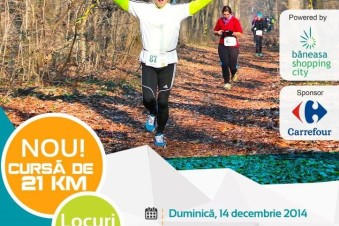 Afis Baneasa Trail Run
