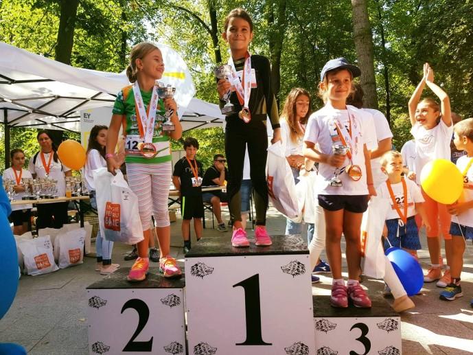 Noua generatie de sportivi de la Maratonul Olteniei