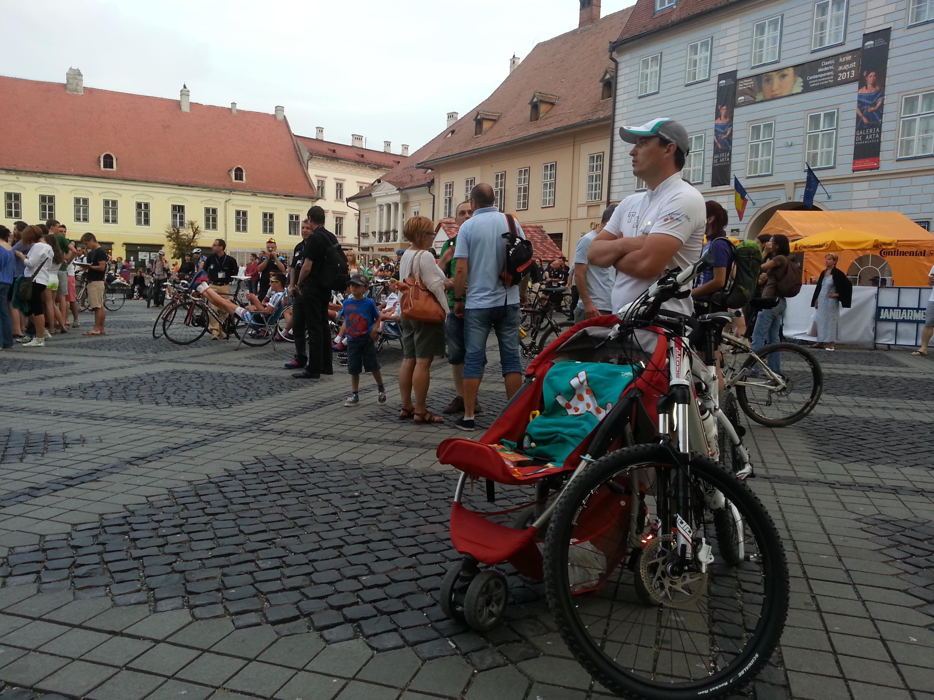 Turul Ciclist al Sibiului 2013